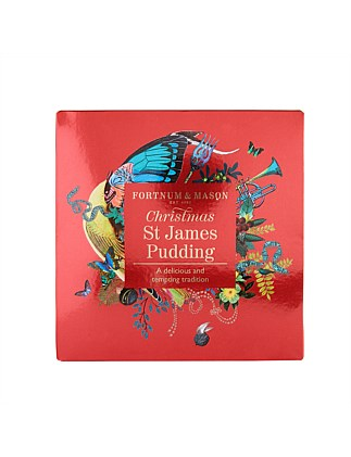 St James Christmas Pudding 454g