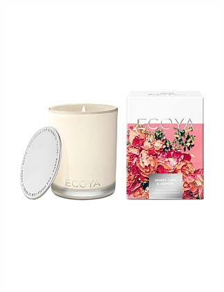 ECOYA Madison Jar - Honey, Lime & Jasmine