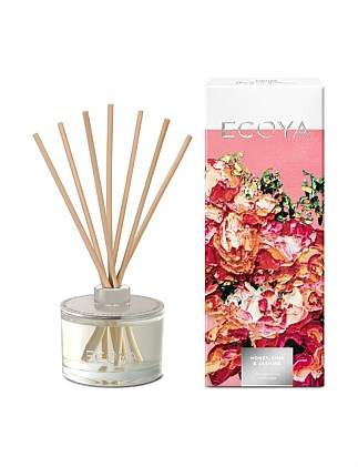 ECOYA Reed Diffuser - Honey, Lime & Jasmine