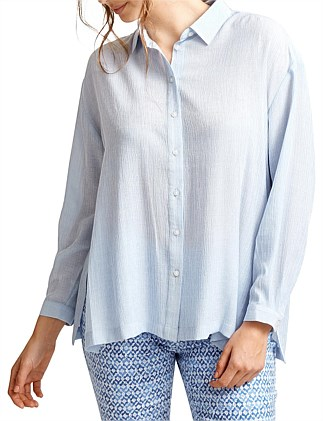 AMIRA TEXTURED SHIRT