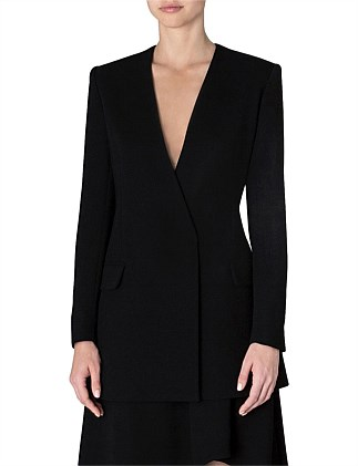 BLACK CREPE ENCORE JACKET