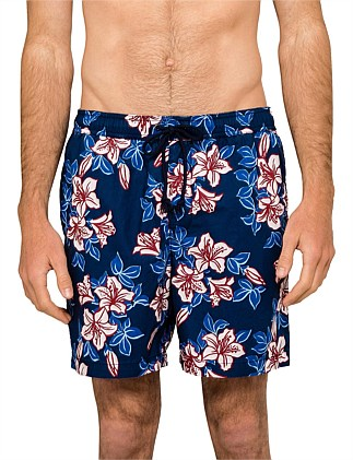 Hawaiian Swim Short