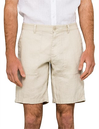 2d6fa95436 Linen Utility Short DJ On Sale