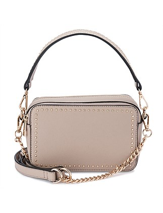 0f602b761a196 KINSLEY Studded Camera Bag ...