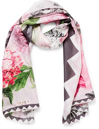 a531607ff1030b PALACE GARDENS LONG SCARF Special Offer On Sale. Ted Baker