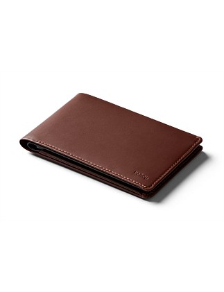Travel Leather Wallet RFID