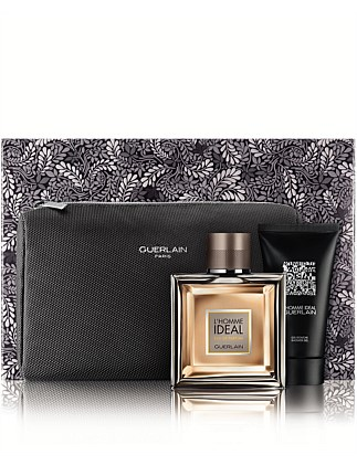 F18 LHOMME IDEAL FATHERS DAY SET EDP 100ML + SHOWER GEL 75ML