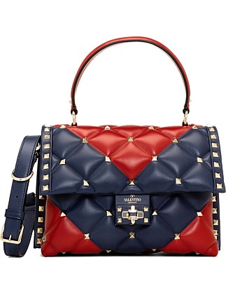 8f1d28ba4593 CANDY STUD SINGLE HANDLE LEATHER BAG Special Offer