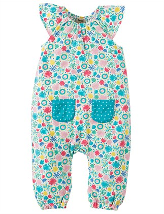 Dory Gathered Jamboree Jungle Playsuit(0-24Months)