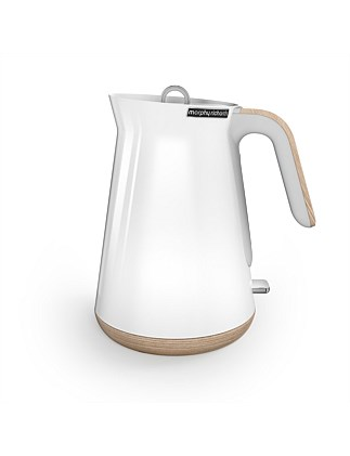 Aspect Scandi Kettle White