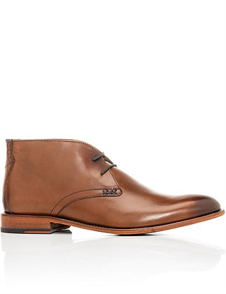 WADDELL LEATHER BOOT WITH LEATHER SOLE