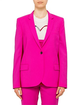 COLOURBLOCK BLAZER