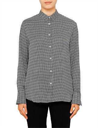 CHECKED L/S SHIRT