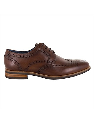 ARCUS DRESS CASUAL BROGUE DERBY