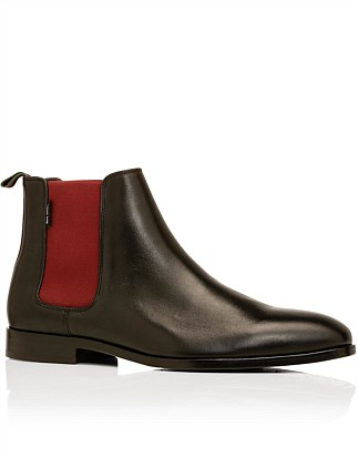 GERALD LEATHER CHEALSEA BOOT