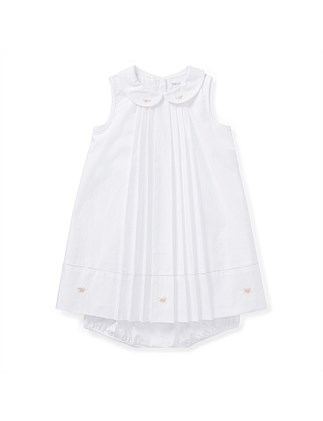 BABY GIRL BROAD CLOTH DRESS(6-24 Months)