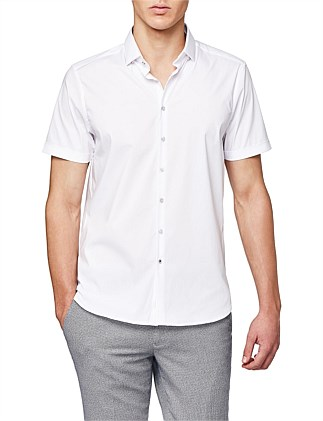 Jonn Short Sleeve Dress Shirt