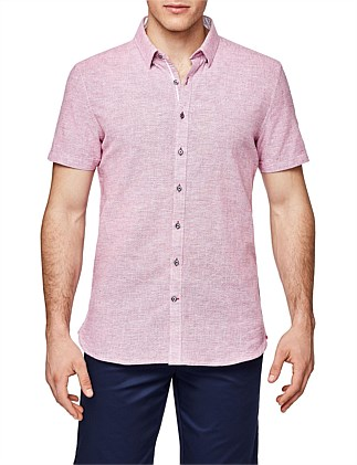Hanns Short Sleeve Dress Shirt