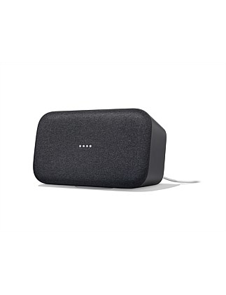 GOOGLE HOME MAX ANTHRACITE