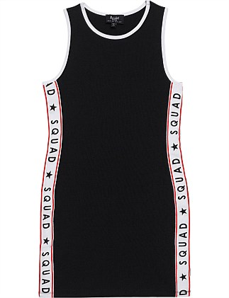 Squad Sports Dress (Girls 8-14 Years)