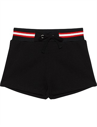Squad Sports Short (Girls 8-14 Years)