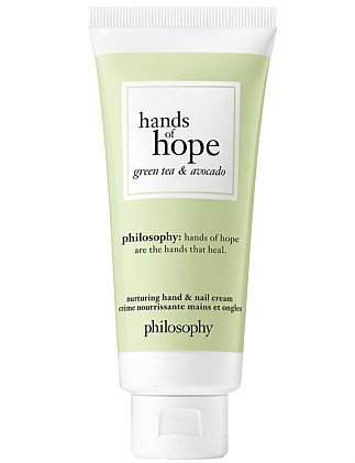 Hands Of Hope Green Tea & Avacado 30mL