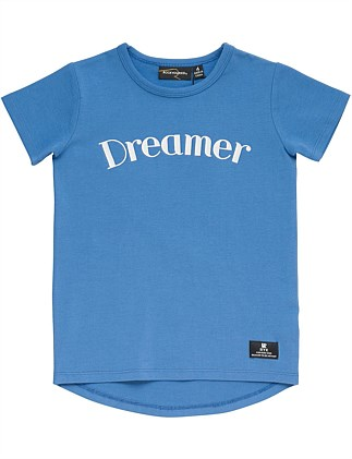 Dreamer S/S T-Shirt (Girls 3-8 Years)