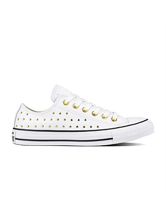 0ce7fc9976d8 Chuck Taylor All Star Leather Stud - Ox Sneaker. Converse