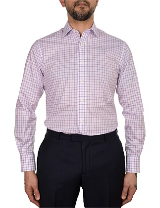 CHECK CONTEMPORARY FIT SHIRT