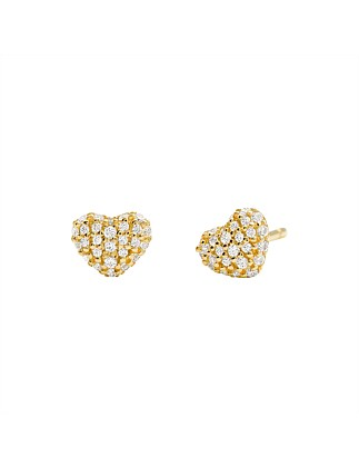 Michael Kors Premium Gold Earring