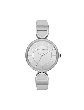 Women's Silver-Tone Watch