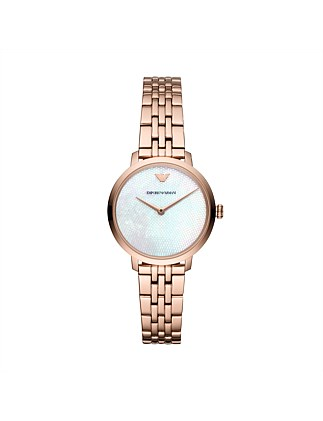 Women's Rose Gold-Tone Watch