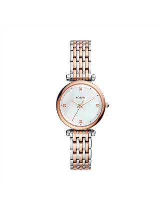 Carlie Multi-Tone Watch