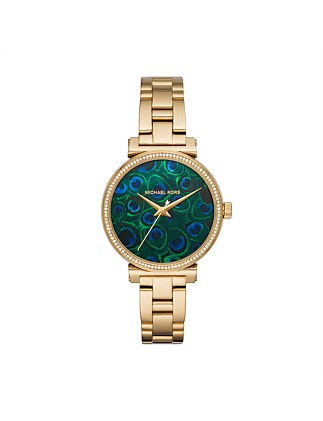 Sofie Gold-Tone Watch