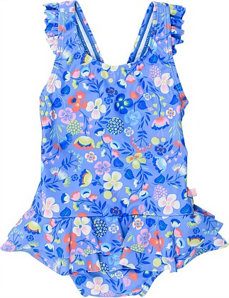 Emma Swimsuit With Frills(6-24Months)