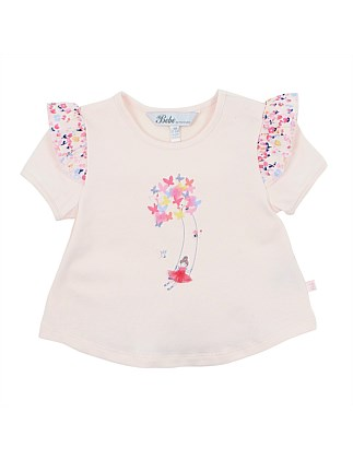 Mia Frill Tee(3-24Months)