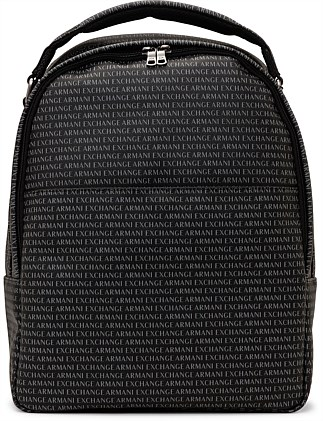 ARMANI EXCHANGE ALL OVER PRINT BACK PACK