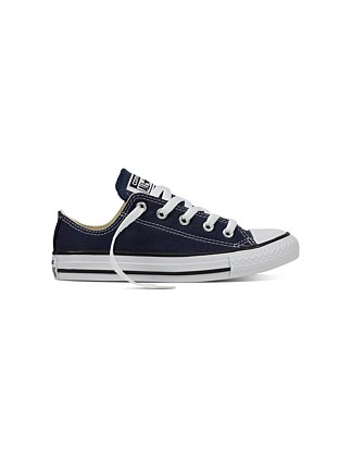 Kids Core Low Canvas Navy