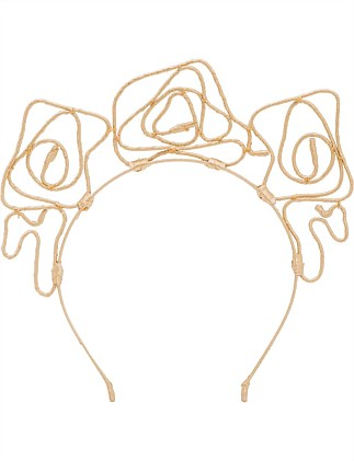 ABSTRACT FLOWER CROWN