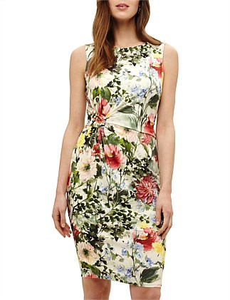 EVANGELIE FLORAL DRESS