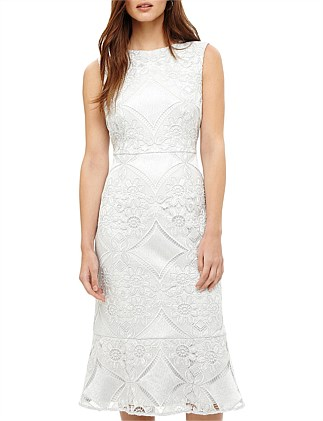JEMIME LACE DRESS