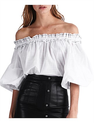Fitzroy Off the Shoulder Blouse
