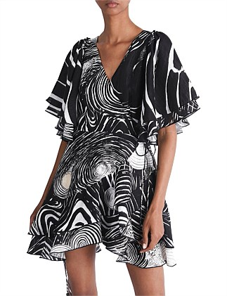 Esther Wrap Dress