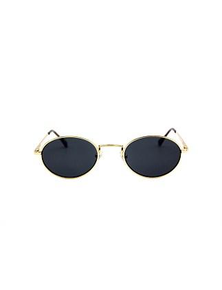 904904e21a000 Delray Black Sunglasses