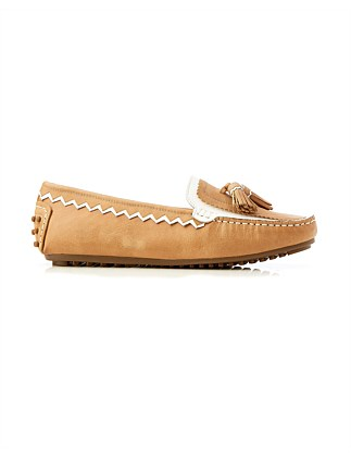 Davis Leather Loafer