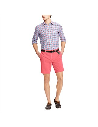Mens Stretch Straight Fit Short