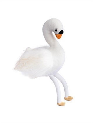 The Nutcracker Plush - Swan
