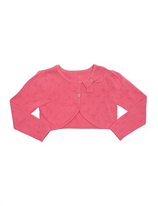 Knit Cardi (Girls 3-7 Years)