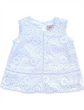 Lace Top (Girls 3-7 Years)