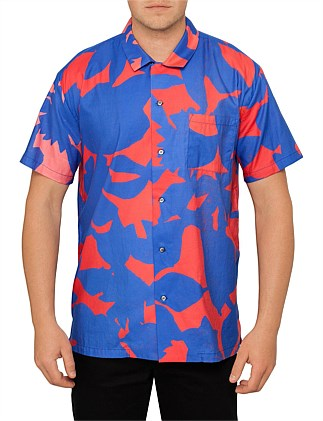Christmas Hawaiian Shirt Australia.Men S Casual Shirts Buy Casual Shirts Online David Jones
